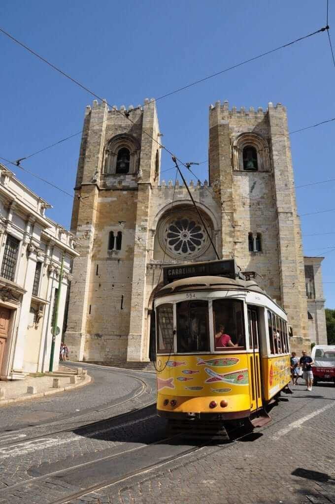Barrios de Lisboa, Alfama