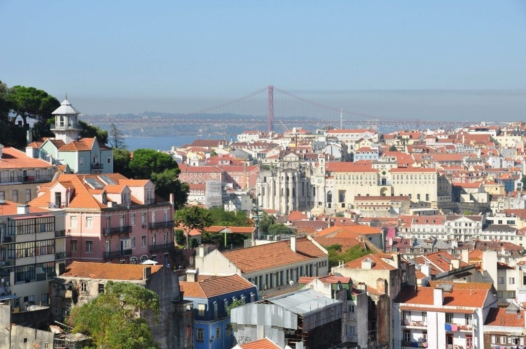 Barrios de Lisboa