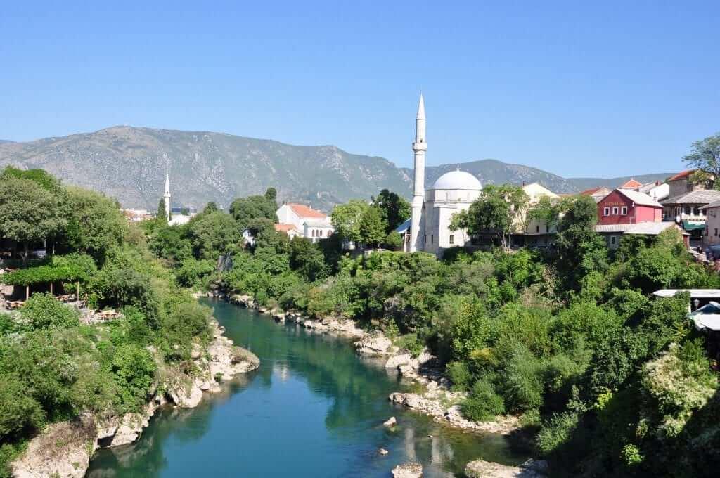 guía de mostar bosnia