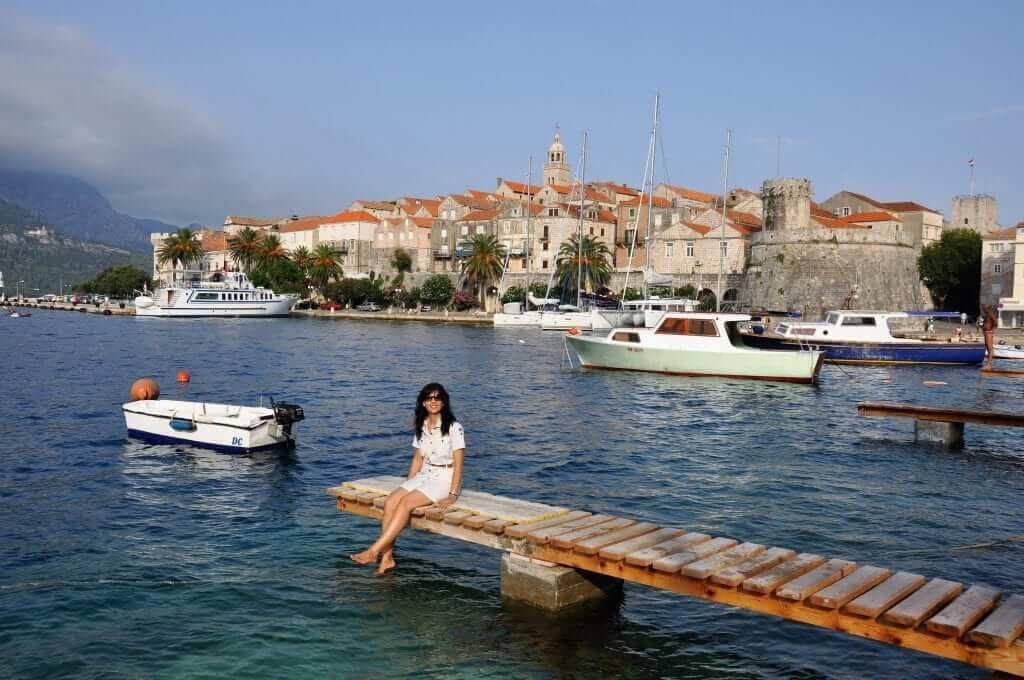 Korcula. Croacia