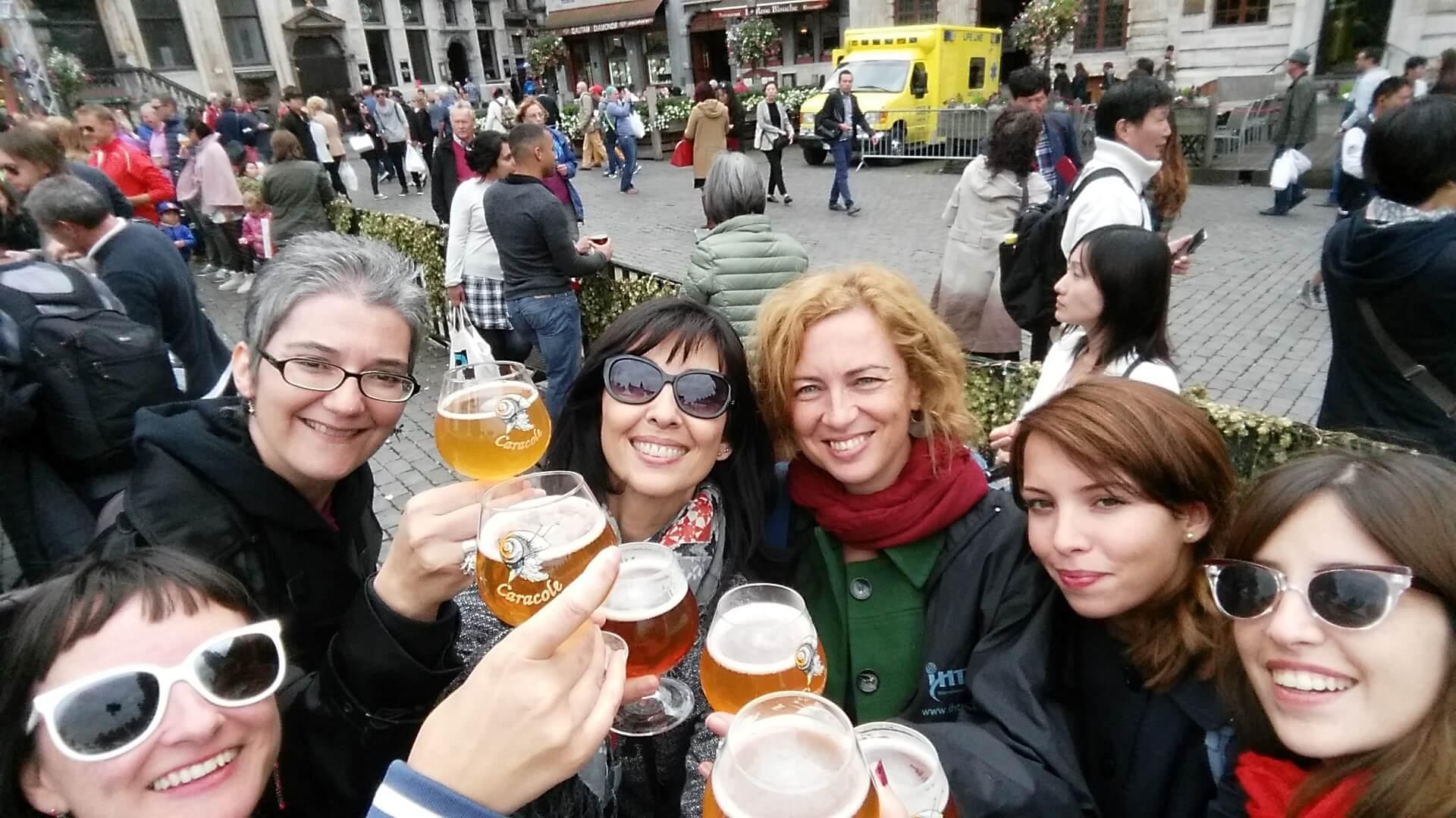 Mis viajes Bruselas