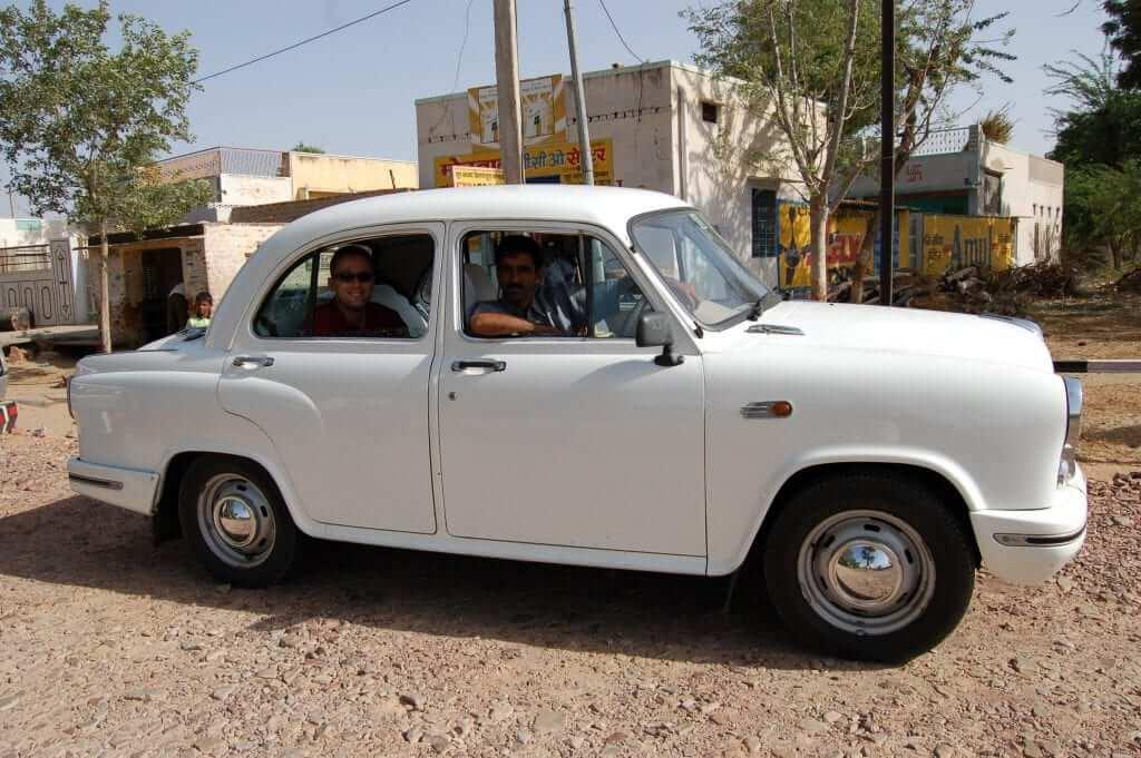 Mochilera Viajar a India