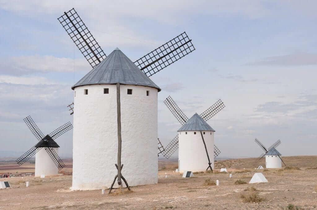 turismo rural Molinos de viento