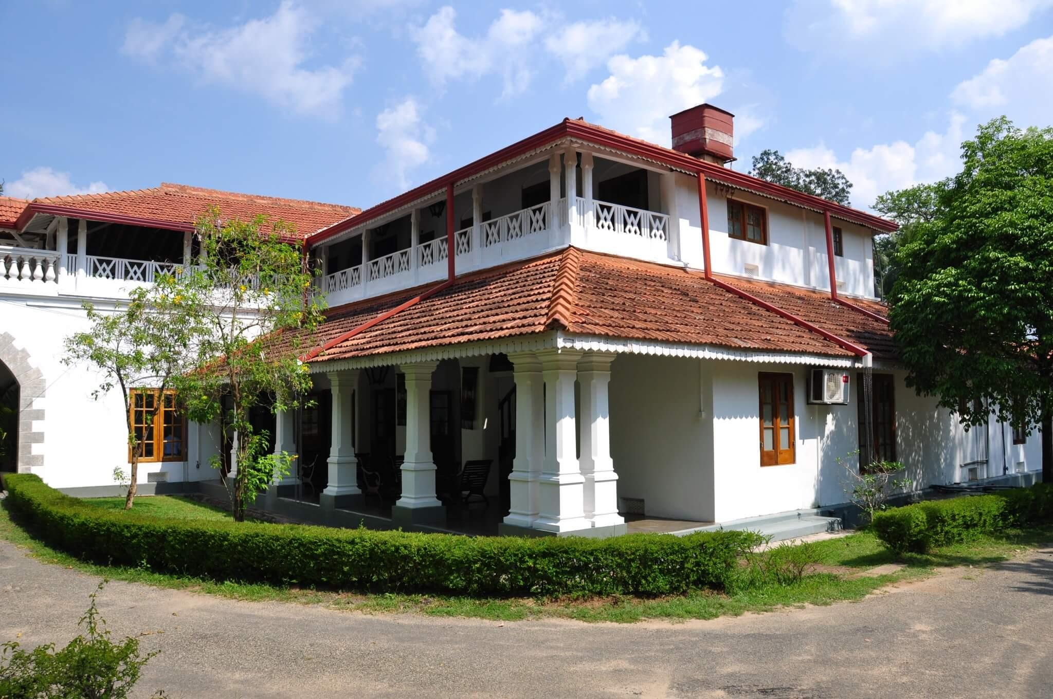 Hoteles en Sri Lanka The Sanctuary at Tissawewa