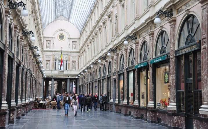 Galerías Saint Hubert