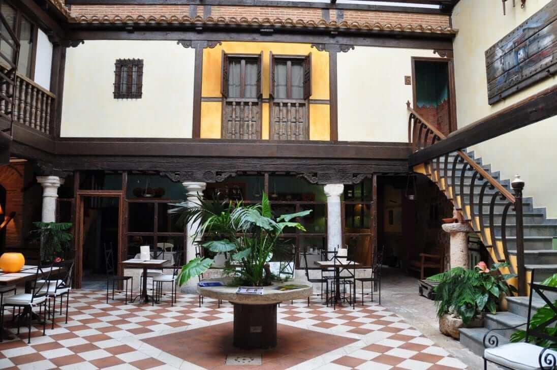 Almagro la casa del rector kris por el mundo blog de viajes y fotograf a - Hotel la casa del rector en almagro ...