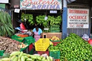 Mercado central de Ciudad de Panamá