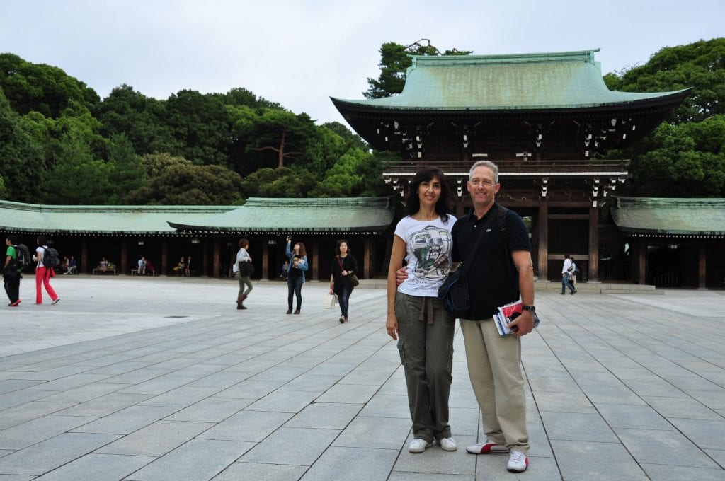 Tokio, Santuario Meiji