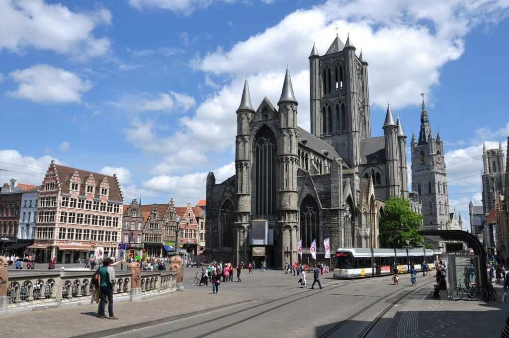 ciudades de Flandes, Gante