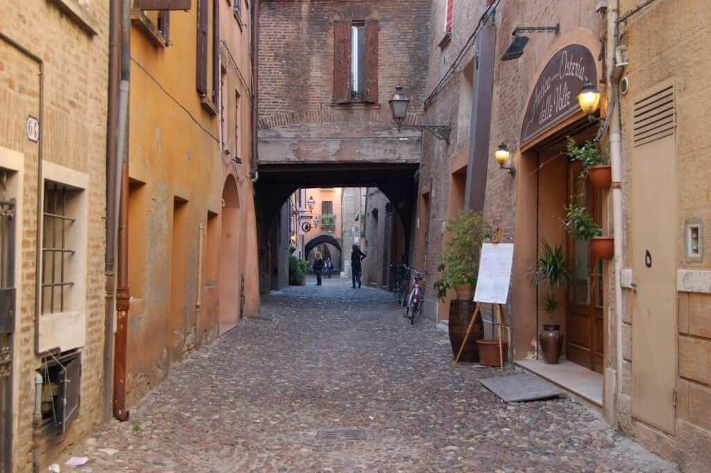 Qué ver en Ferrara