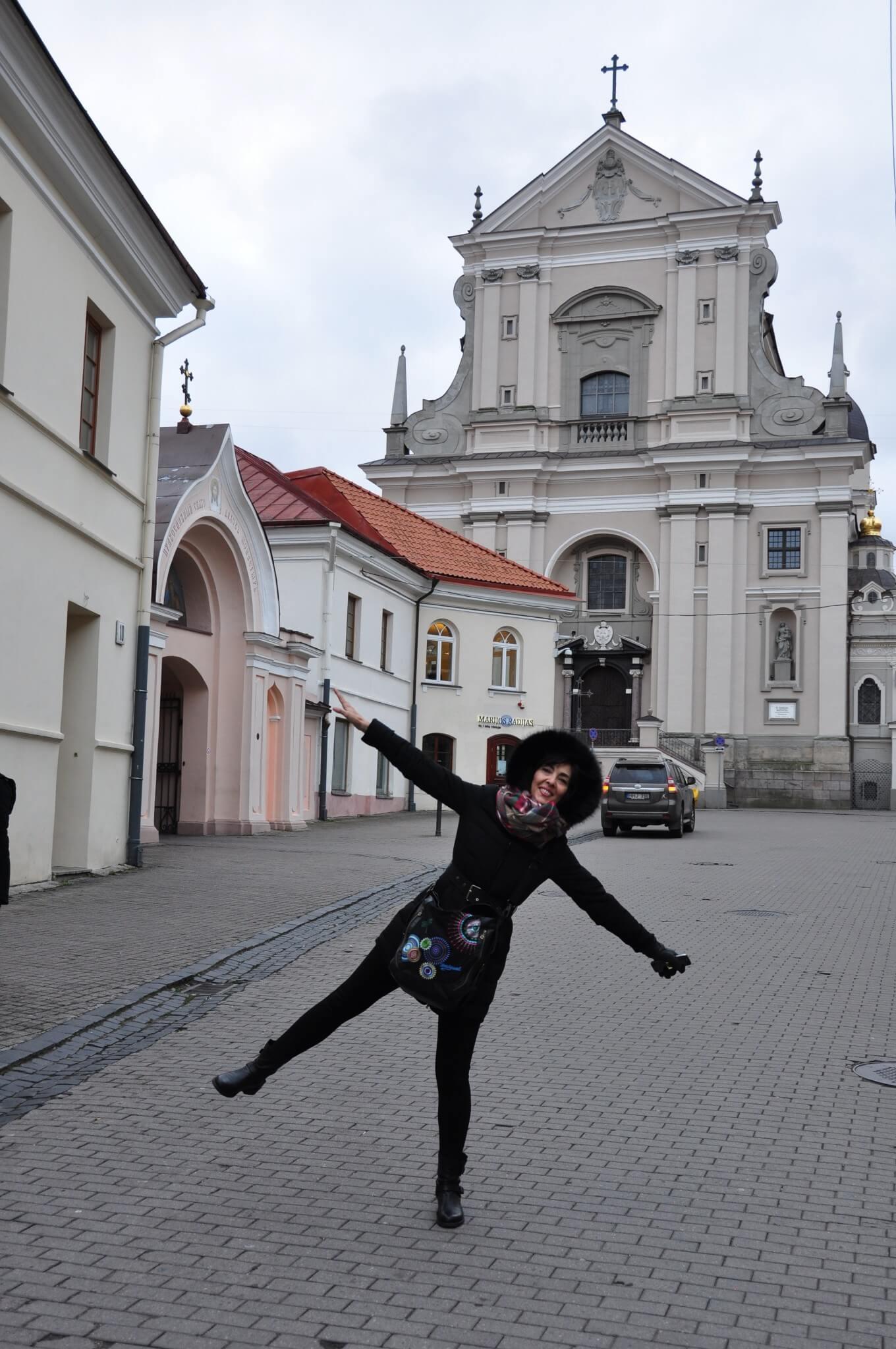 Mil viajes Vilnius Lituania