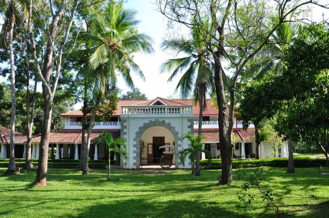 Hoteles Sri Lanka
