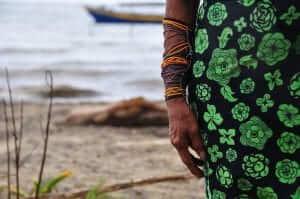 Mujer Kuna