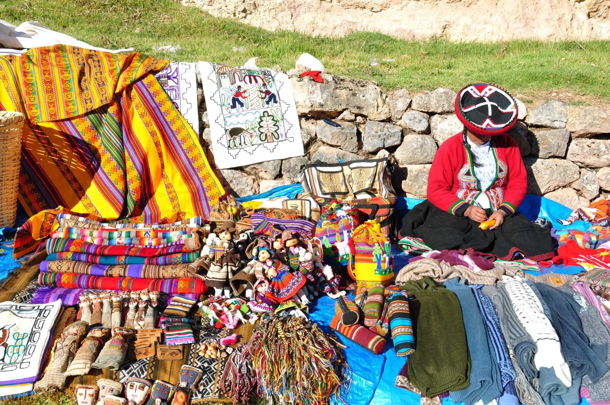 Mercados peruanos