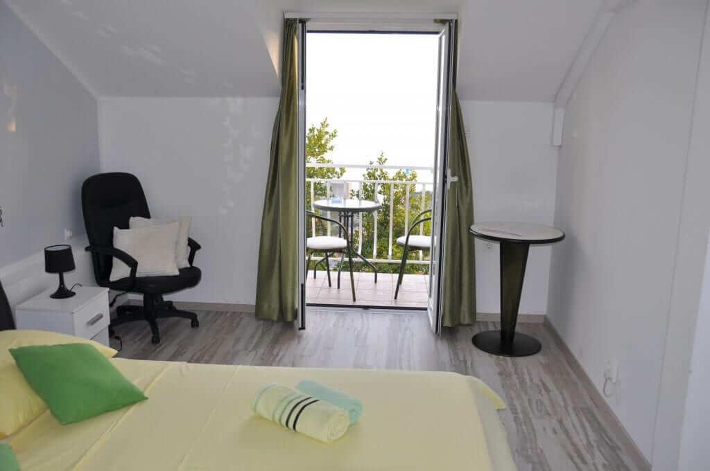 Alojamiento en Croacia Clearview Apartaments Dubrovnik