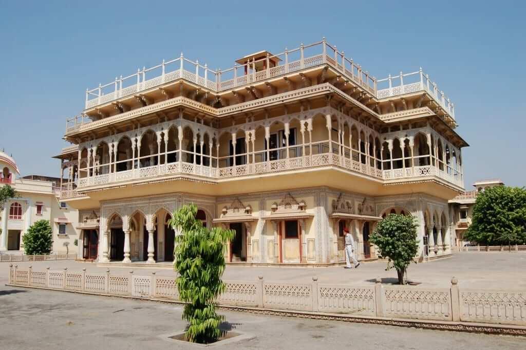 que ver en Jaipur, City Palace