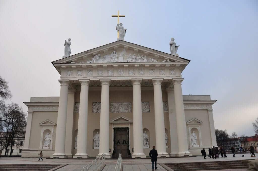 Catedral de Vilnius