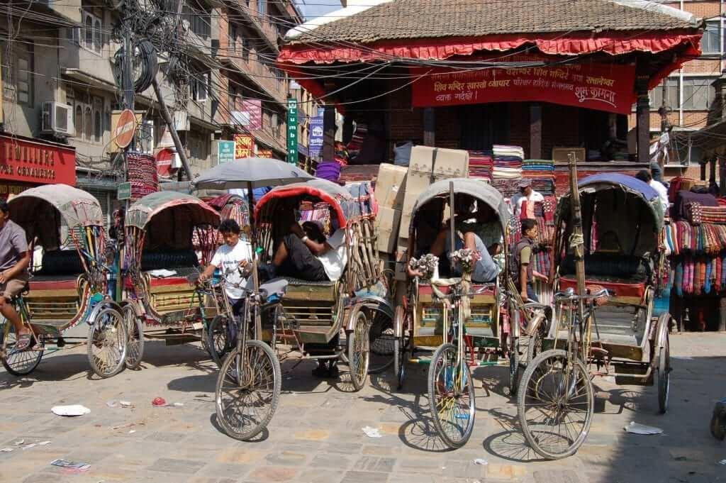 Ciclorickshaws