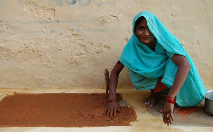 Ser mujer en India
