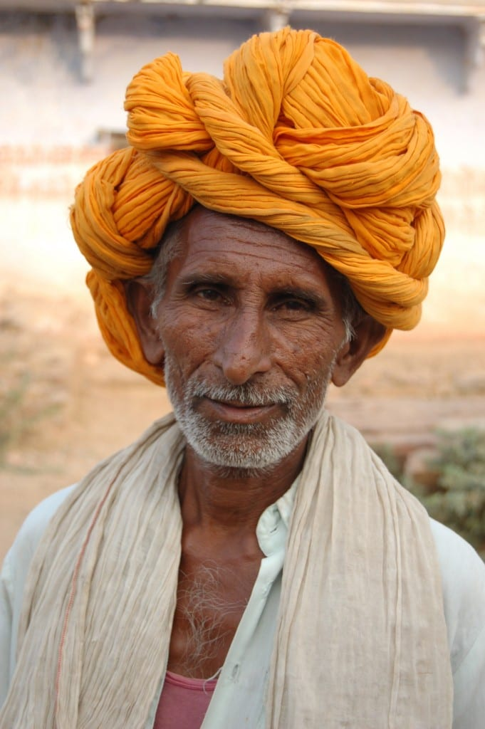 Retratos de Asia, que ver en Rajastán