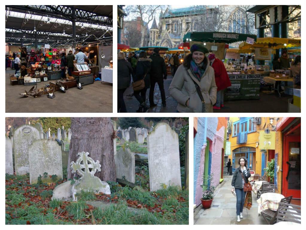 Cementerio de Brompton y otros rincones de Londres