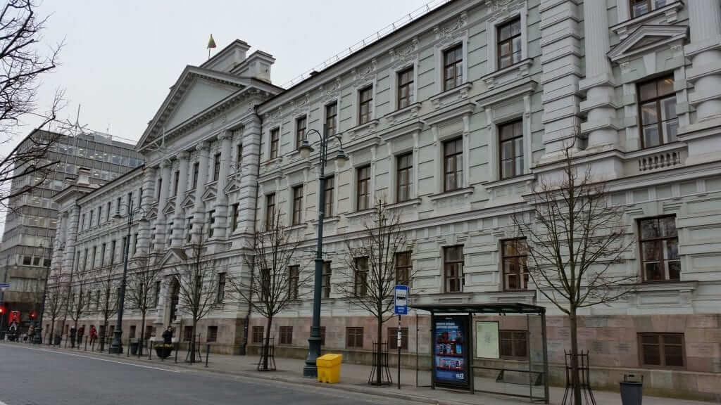 Museo de las víctimas del Genocidio, Vilnius
