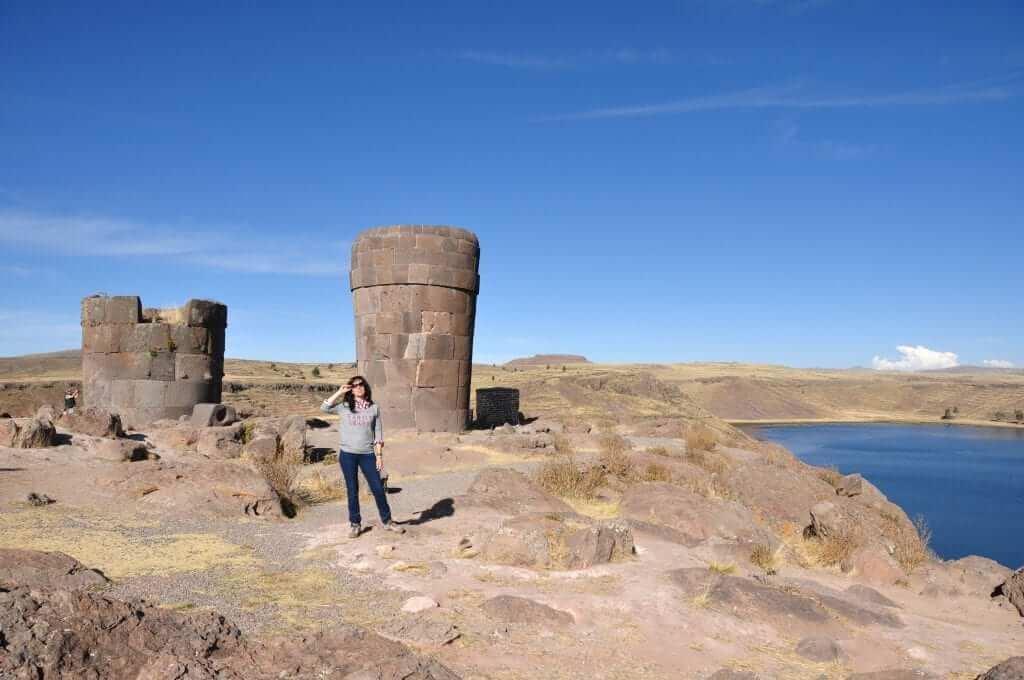Lago Titicaca, Puno y Sillustani