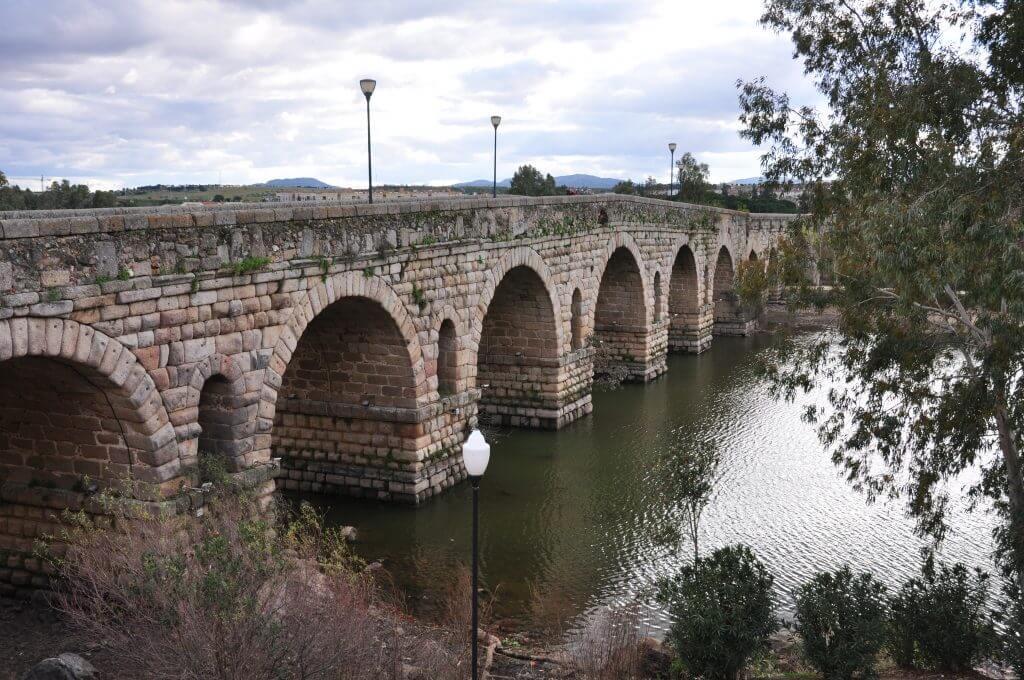 Mérida, Puente romano