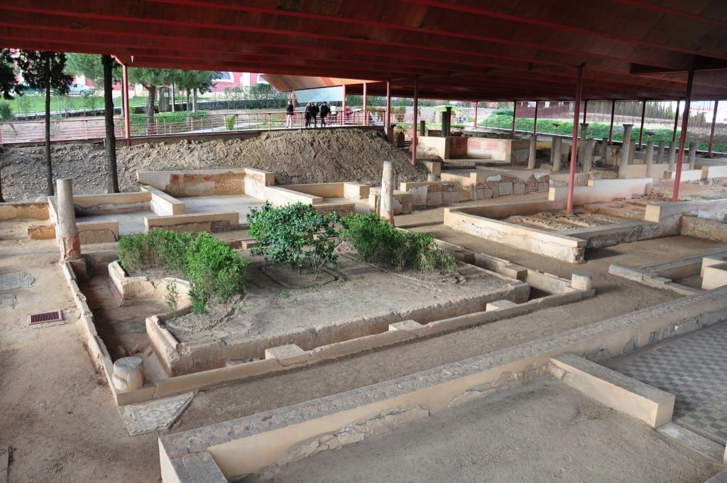 Mérida, Casa del Mitreo