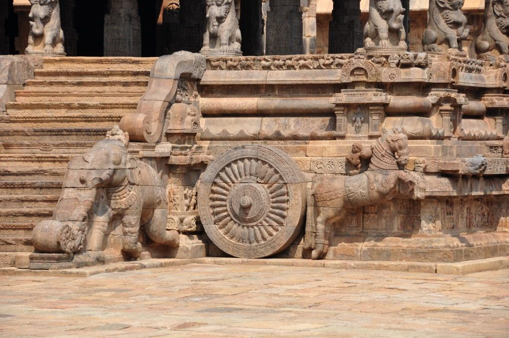 Templos hindúes Dharasuram
