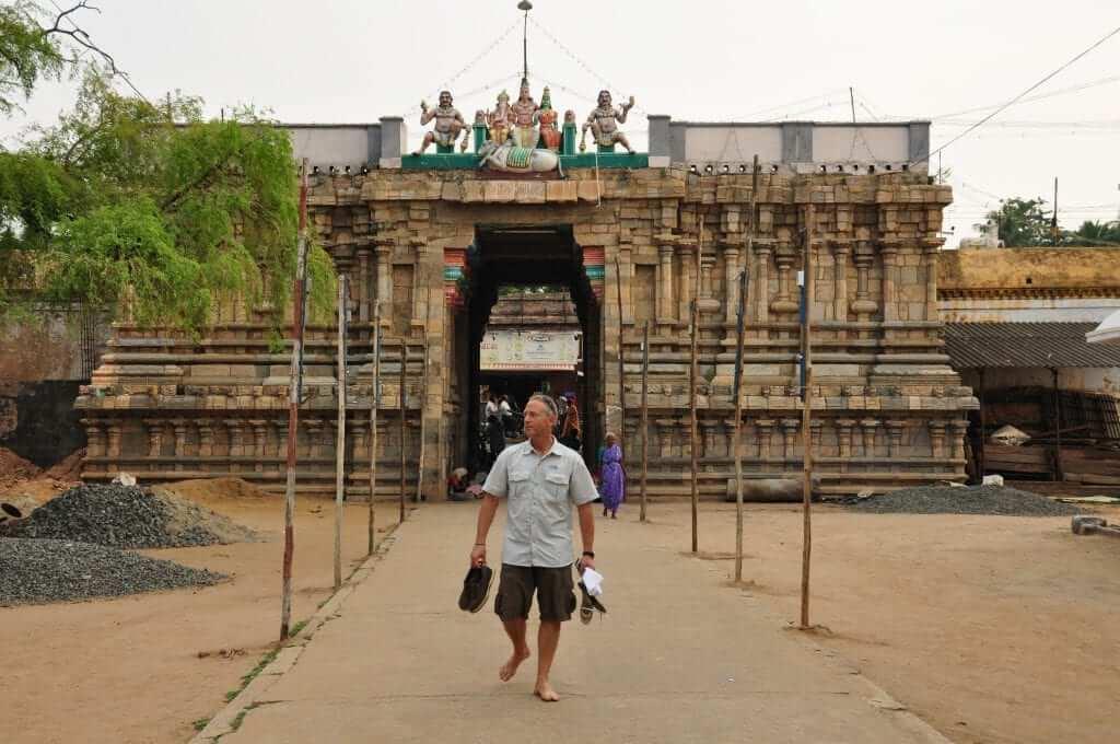 Templos hindúes Kumbakonam