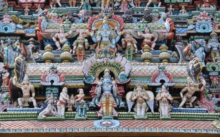 sur de la india Trichy Tamil Nadu