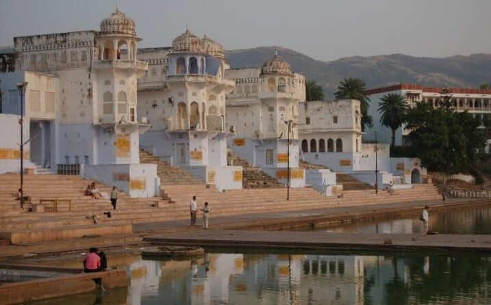 que ver en Rajastán: Pushkar, cuando viajar a India