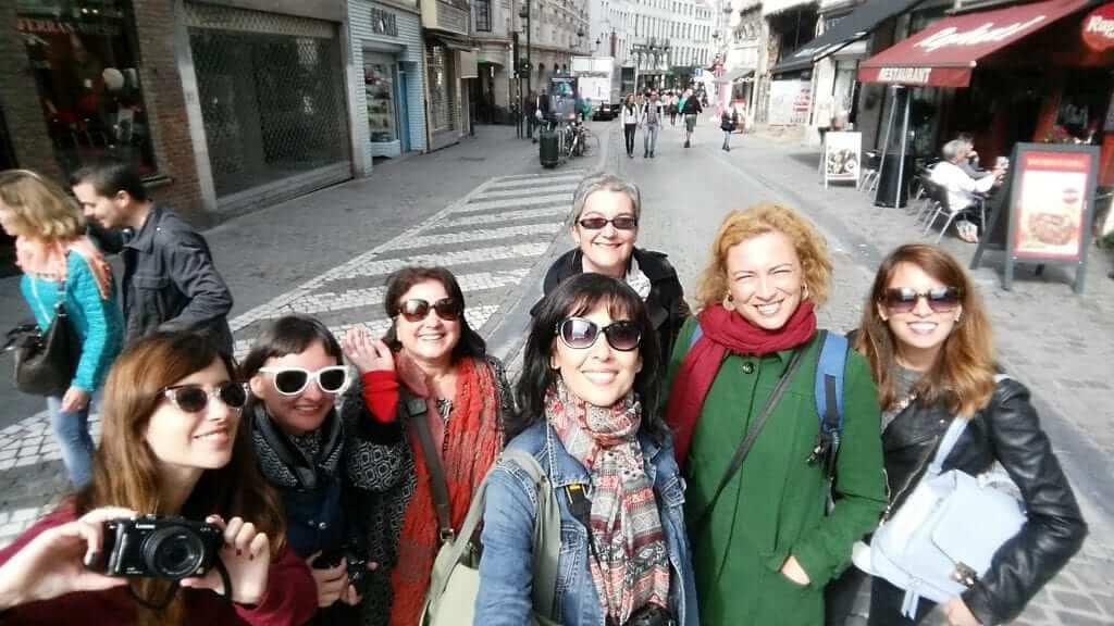 Blogtrip Bruselas