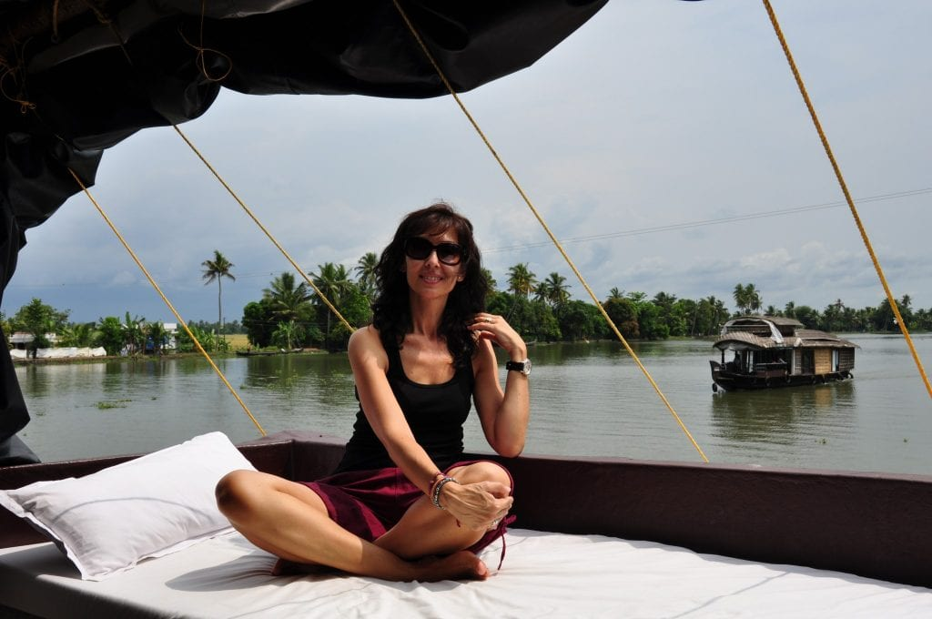 Backwaters de Kerala