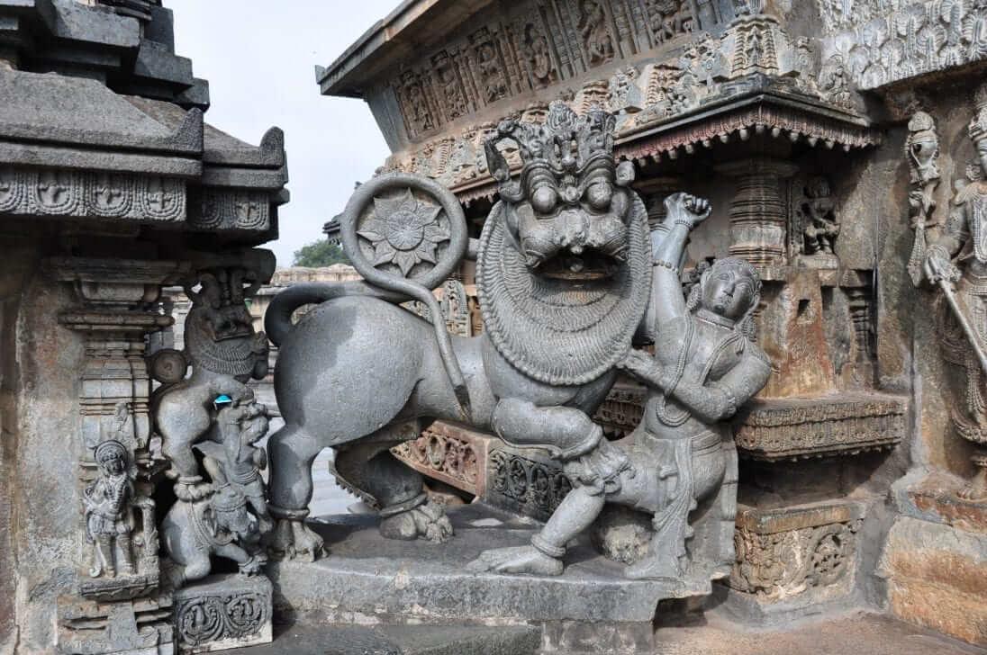 Belur Templo Hoysala