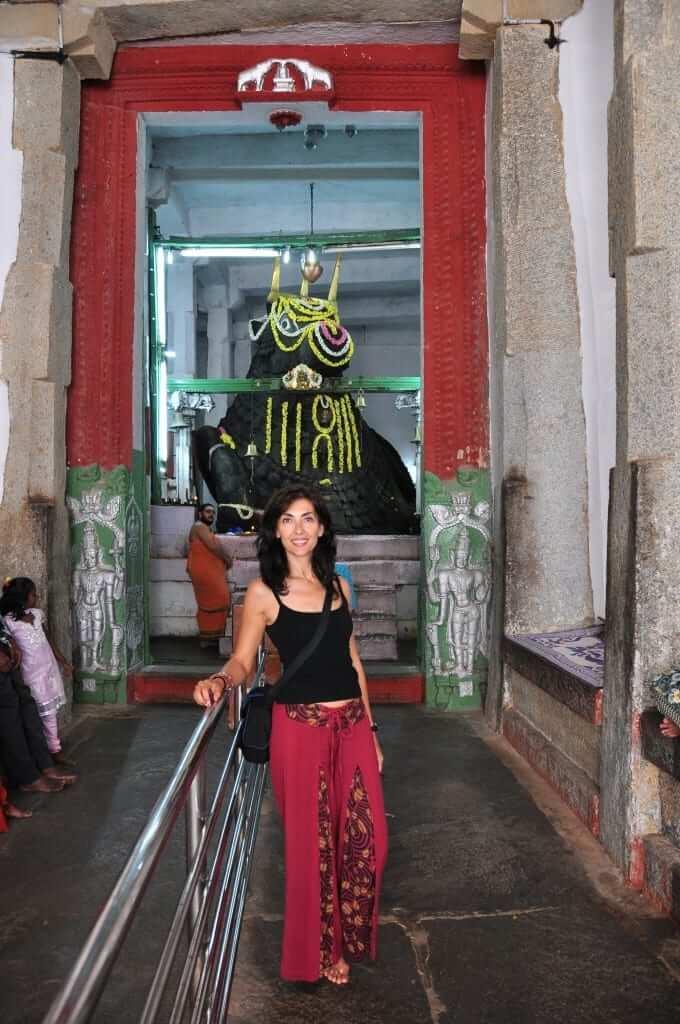 Bangalore Templo del Toro