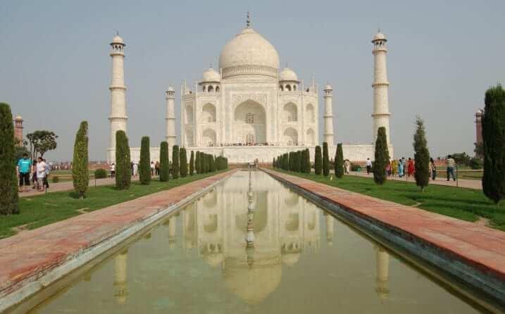 La tumba más hermosa del mundo