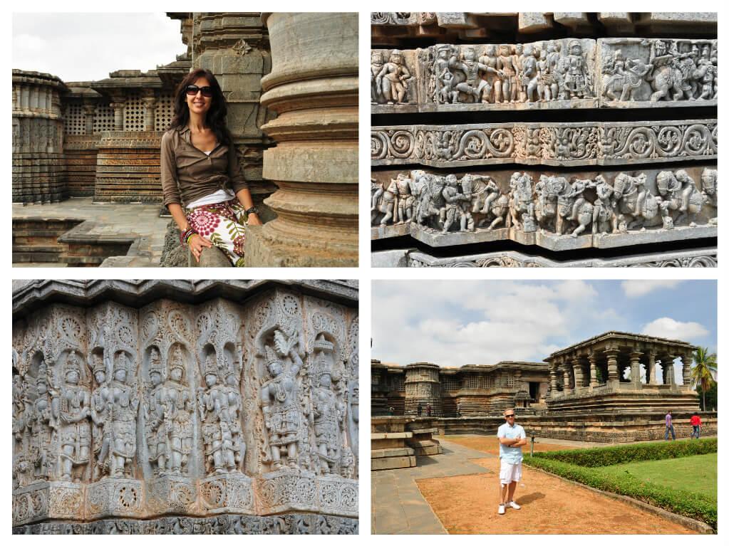 Halebid Templo Hoysala