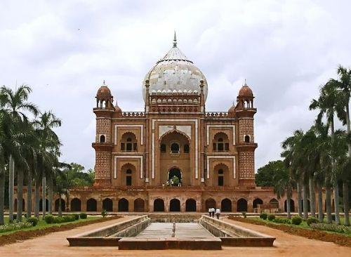 tumbas del norte de India