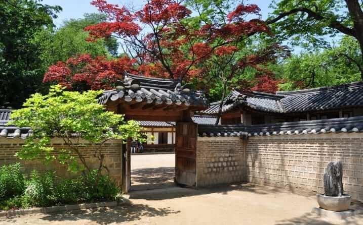 Palacios de Seúl Changdeokgung