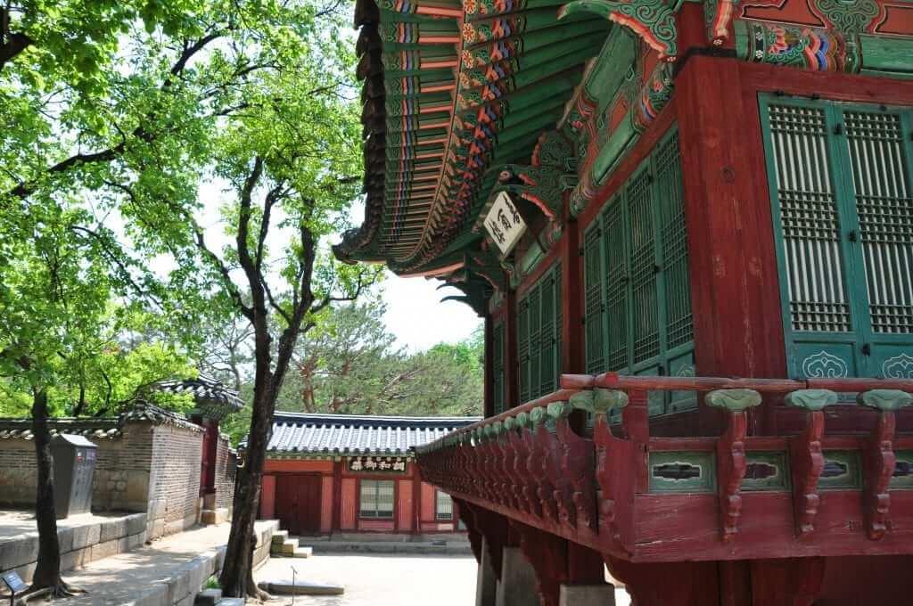 Palacio Changgyeonggung, Santuario Jongmyo, Parque Jongmyo, Calle Daehak-ro, Palacio Gyeongbokgung,