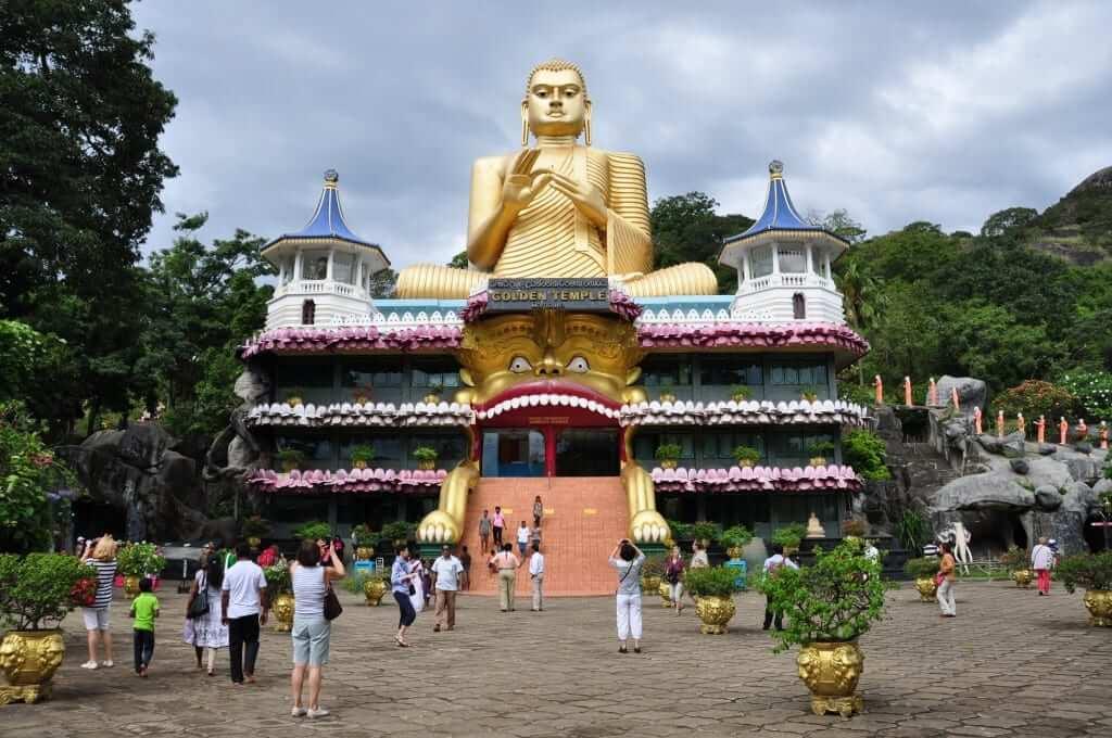 Viajar a Sri Lanka Dambulla