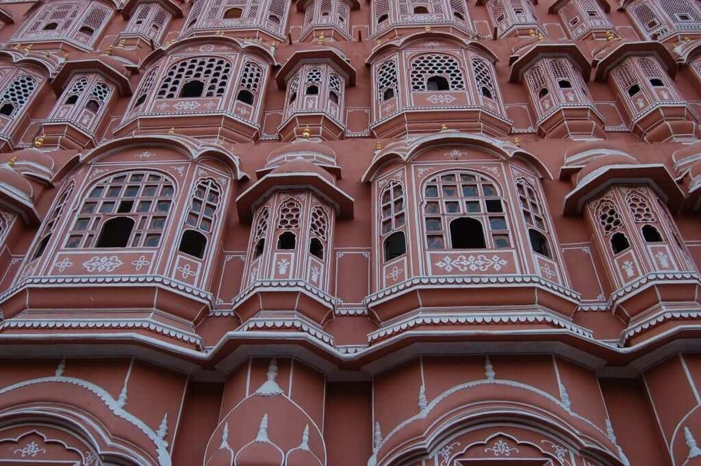 que ver en rajastán, Monumentos de India