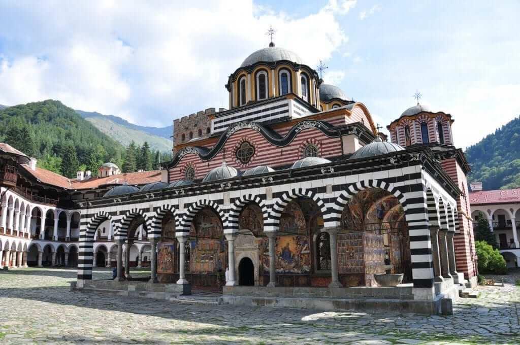 viaje a bulgaria Monasterios de Bulgaria
