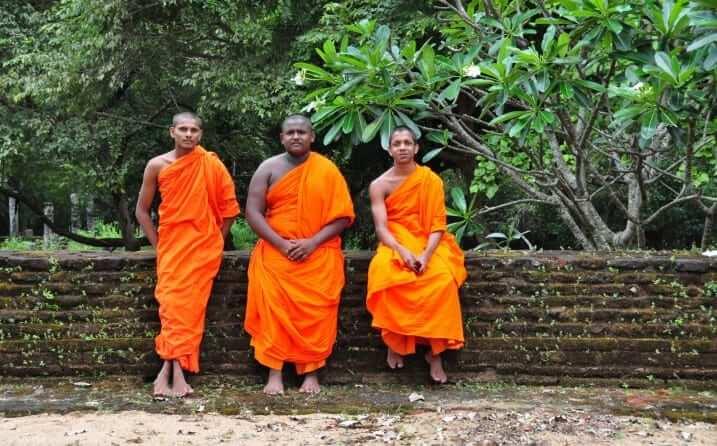 Viajar a Sri Lanka