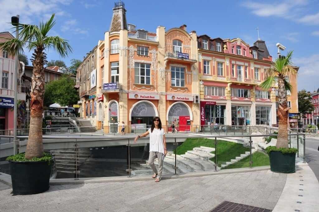 viaje a bulgaria Plovdiv