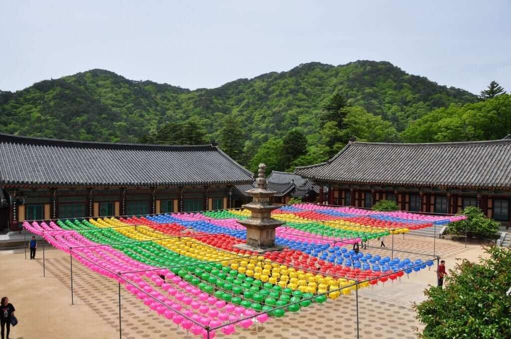 Tripitaka coreana templo haeinsa