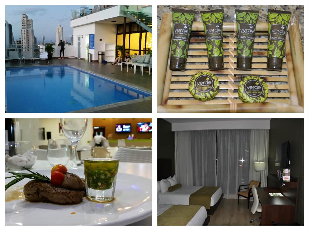 Hoteles en Ciudad de Panamá