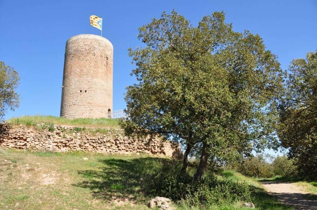 Castillos de Anoia